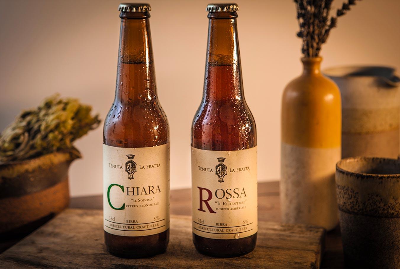 birra artiginale la toraia